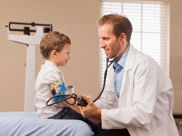 La hipertensión pediátrica es una realidad