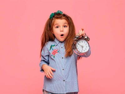 El cambio de hora afecta a los niños