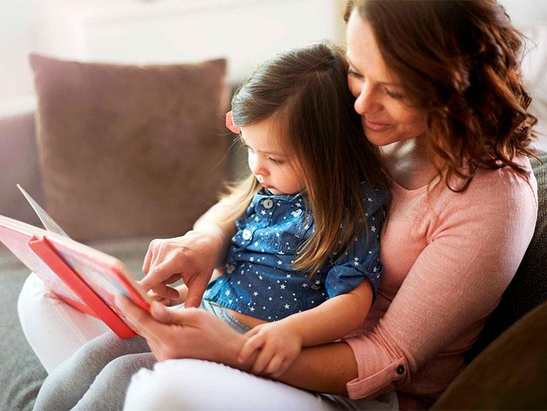 El hábito lector debe crearse desde chicos