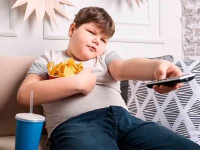La obesidad afecta a millones de niños