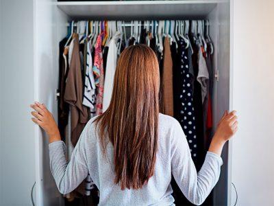 Darle nueva vida a la ropa es algo positivo