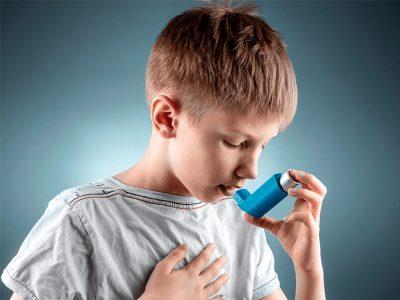 La crisis asmática debe controlarse