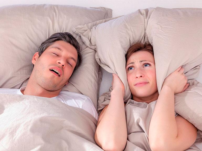 La apnea del sueño puede ser grave