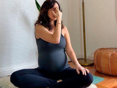 La respiración es útil en el parto