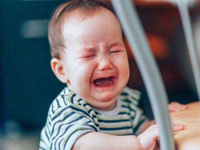 Los bebés pueden sufrir estrés
