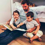 Los papás deben involucrarse en la crianza