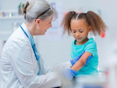 La pitiriasis alba afecta a varios niños