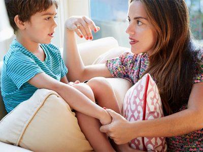 Escuchar a los hijos es un buen camino de crianza