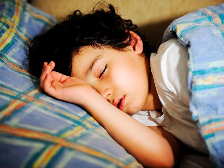 El cambio de hora puede afectar a niños