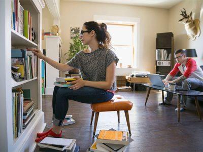 Ordenar la casa influye en el bienestar